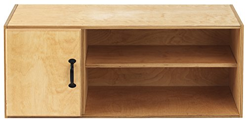 Sjobergs SJO-33273 SM07 Storage Cabinet That Can Be Used Alone or With Most Sjobergs Workbenches
