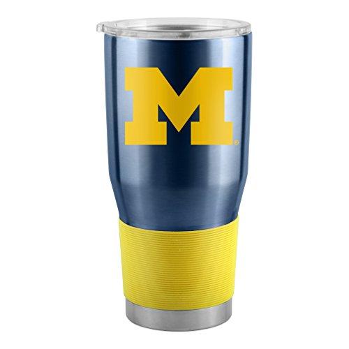 Michigan Wolverines Ncaa Tumbler - NCAA Michigan Wolverines Ultra Tumbler, 30-ounce