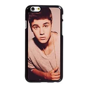 Justin Bieber P5M42Z6BK funda iPhone 6 6S 4,7 pufunda LGadas caso funda F8S2KE negro