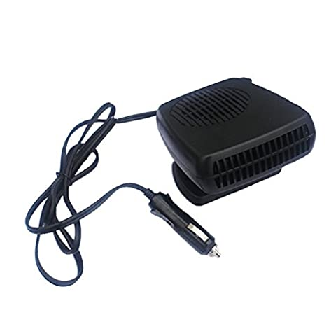 WINOMO 2 in 1 Car Heater Heating Cooling Fan Defroster Demister 12V - Cars Cooling and Heating