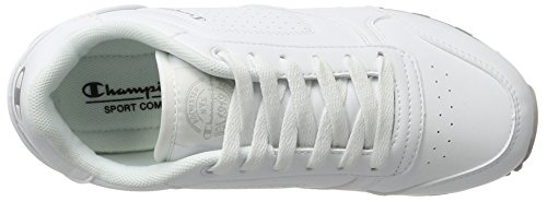 j Competition Cut Low Shoes Wht Pu WoMen White Champion C Running RxYIZW