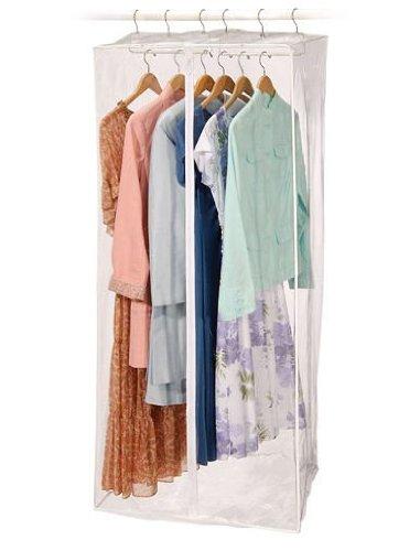 Jumbo Garment Closet 24 Clear