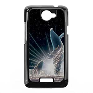 HTC One X Cell Phone Case Black Fantasia 2000 Phone Case Cover DIY Protective XPDSUNTR34822