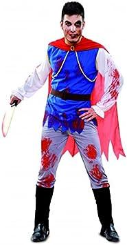 Yuppiyei - Disfraz de Principe Azul Zombi, Para Hombre: Amazon.es ...