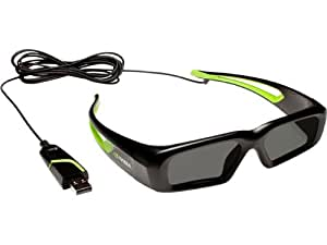 NVIDIA 3D Vision Glasses, Wired