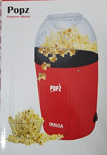 Inalsa Popz 1200W PopCorn Maker