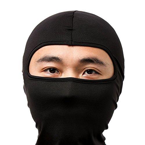 Protective Balaclava (Balaclava Hood Ski Face Mask- Windproof Tactical Balaclava Motorcycle Helmets Liner Full Face Ski Mask Neck Gaiter For Motorcycling, Hunting, Snowboarding, Hiking, Camping)