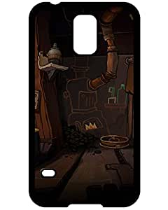 Valkyrie Profile Samsung Galaxy S5 case case's Shop 2015 Design Samsung Galaxy S5 Durable Tpu Case Cover Chaos On Deponia 7449186ZB331552969S5