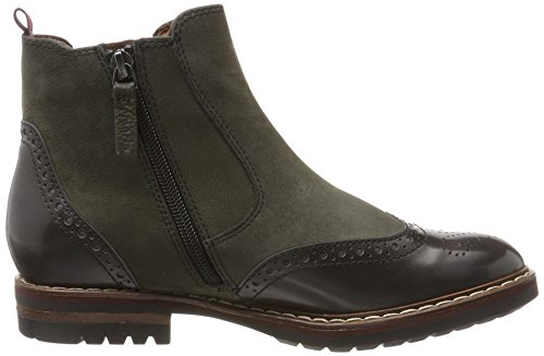Women''s anthracite Grey Boots Tamaris Chelsea 25437 SAYqwnB4