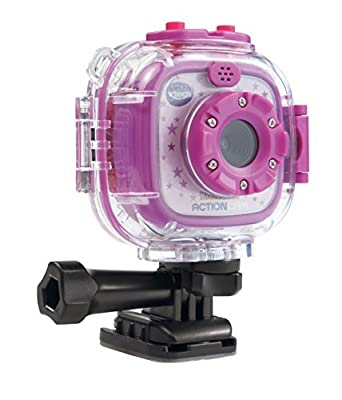 VTech Kidizoom Action Cam, Yellow/Black