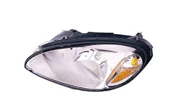 com chrysler pt cruiser replacement headlight assembly  chrysler pt cruiser replacement headlight assembly 1 pair