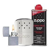 Zippo Hand Warmer Gift Set, Chrome