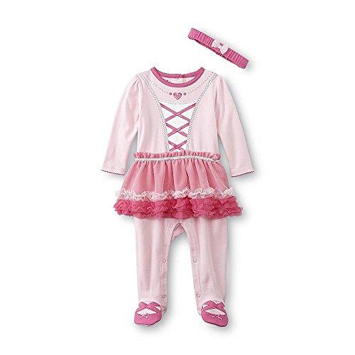 Ballerina Infant Jumper Costume (6-9 months)