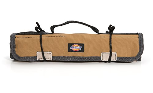 (Dickies Work Gear 57007 Grey/Tan Small Wrench Roll)
