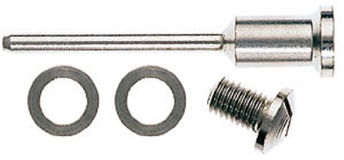 Stainless Arbor - Gyros 80-18105 Mandrel, 1/8