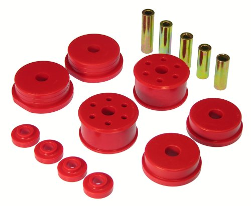 - Prothane 13-1903 Red Motor and Transmission Mount Insert Kit