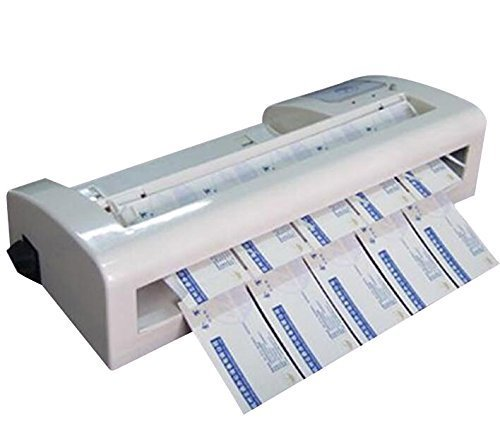 - 110V Business Card Cutter Automatic Binding Machine Electric Cutter for 3.5