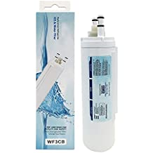 WF3CB Frigidaire Refrigerator Water Filter Compatible With Puresource 3 Refrigerator Water Filter, 1 PACK