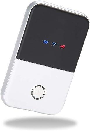 VBESTLIFE Router Wireless 4G LTE WiFi Box Router di Ricarica USB WiFi Portatile per Telefoni Cellulari//Tablet//PC