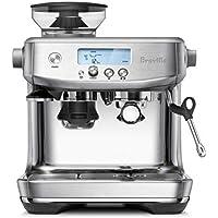 Breville BES878BSS Barista Pro Espresso Machine, Brushed Stainless Steel, Medium