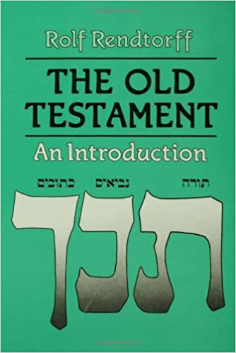 Old Testament: An Introduction