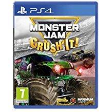 Jam Codes Nba - Monster Jam - Crush It (PS4)