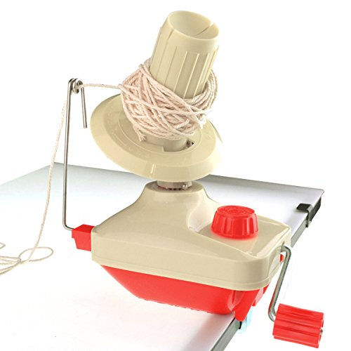 Swift Yarn Fiber String Ball Wool Winder Holder Hand Operated New - 2