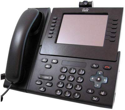 (Cisco VOIP Unified IP PoE Phone 9971 with Camera - CP-9971-C-CAM-K9)