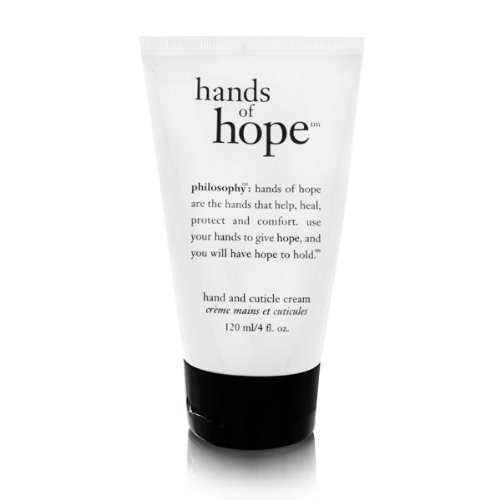 Philosophy Hands of Hope Hand and Cuticle Cream 120ml/4oz (Best Hand Cream For Cuticles)