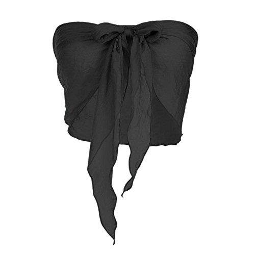Chaufly - Jupe de Sport - Femme Noir