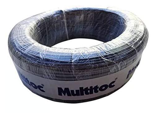 Cabo If 1 Par 200 Metros Para Interfone Mufi0010 Multitoc