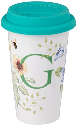 Lenox Butterfly Meadow Thermal travel Mug G dining Entertaining
