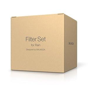 "BALMUDA Vaporizing humidifier ""Rain"" Filter Set (ERN-S100)【Japan Domestic genuine products】"