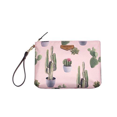 (TWELVElittle Easy Diaper Pouch (New), Cactus Print)
