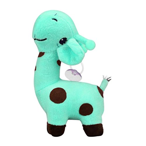 Elevin(TM)1PC Kid Baby Cute Giraffe Dear Soft Plush Toy Animal Dolls Baby Kid Birthday Party Toy Gift