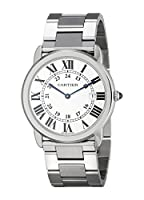 Cartier Ladies W6701005 Silver-Tone Stainless Steel Watch