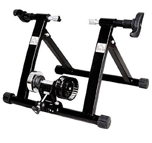 Home Trainer pour vélo vélo Route vélo vélo d'appartement Rouleau Noir product image