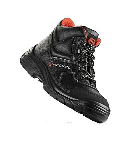 Heckel MACSOLE SPORT FOCUS S3 SRA–Zapatos de Trabajo/Seguridad High