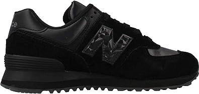 New Balance 574 Wnv-Sneaker Damen Schwarz