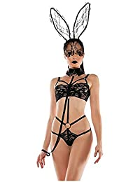 Women Sexy Lingerie Naughty Bunny Uniform Rabbit Outfit Cosplay Costume
