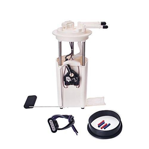 MUCO E3509M Electric Intank Fuel Pump Module Assembly w/Sending Unit level sensor Fit 00-01 Chevy/GMC Suburban/XL 1500 V8 5.3L ()