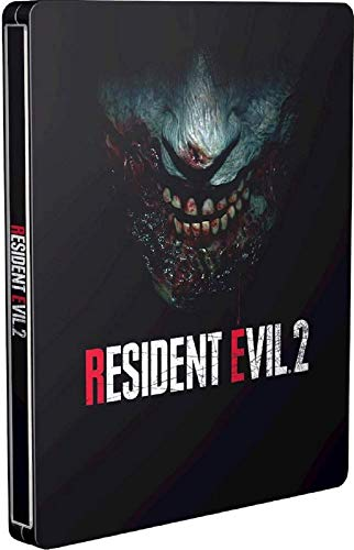 Resident Evil 2 Remake Collector's Edition PS4 XBOX ONE Steelbook *EMPTY CASE* [NO GAME] (Pc Games Resident Evil)