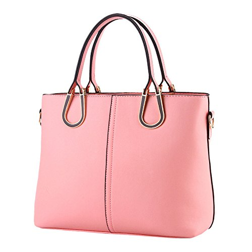 Borsa Femminile Borsa Nuova Borsa A Tracolla Messenger Moda Borsa Donna Europea E Americana Pink