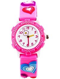 Cute Toddler Children Kids Watches Ages 5-8 Analog Time...