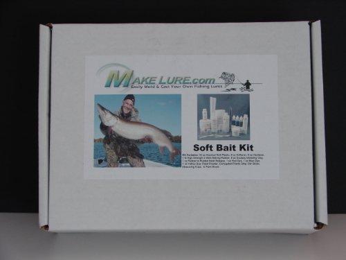 Alumilite Fishing Soft Bait Kit