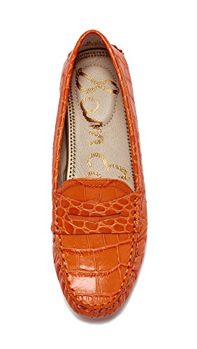 Penny Loafer Women's Edelman Orange Classic Filly Sam CpqTxatW