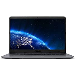 ASUS VivoBook F510UA FHD Laptop, Intel Core i5-8250U, 8GB RAM, 1TB HDD, USB-C, NanoEdge Display, Fingerprint, Windows 10, Star Gray (F510UA-AH51)
