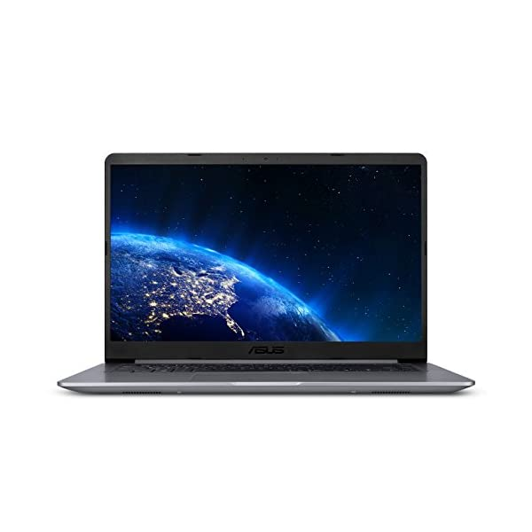 "ASUS VivoBook F510UA Thin and Lightweight 15.6"" FHD WideView NanoEdge Laptop, Intel Core i5-7200U 2.5GHz, 8GB DDR4 RAM, 1TB HDD, USB Type-C, Fingerprint Reader, Windows 10 – F510UA-AH50 1"