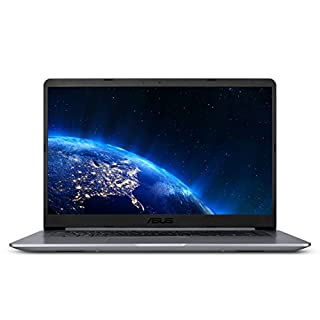"ASUS VivoBook F510UA Thin and Lightweight 15.6"" FHD WideView NanoEdge Laptop, Intel Core i5-7200U 2.5GHz, 8GB DDR4 RAM, 1TB HDD, USB Type-C, Fingerprint Reader, Windows 10 - F510UA-AH50 (B07JJR5SJ5) 