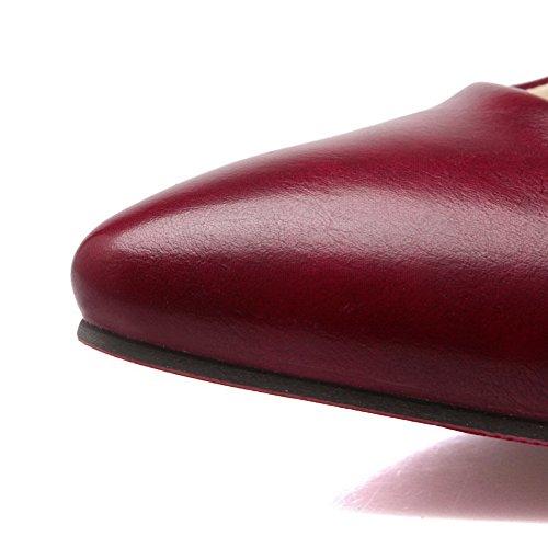 BalaMasa Apl10053, Sandales Compensées femme red